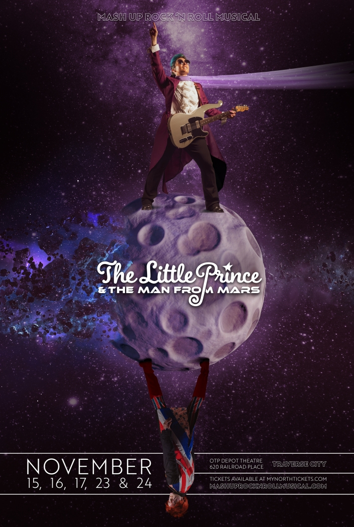 The Little Prince And The Man From Mars